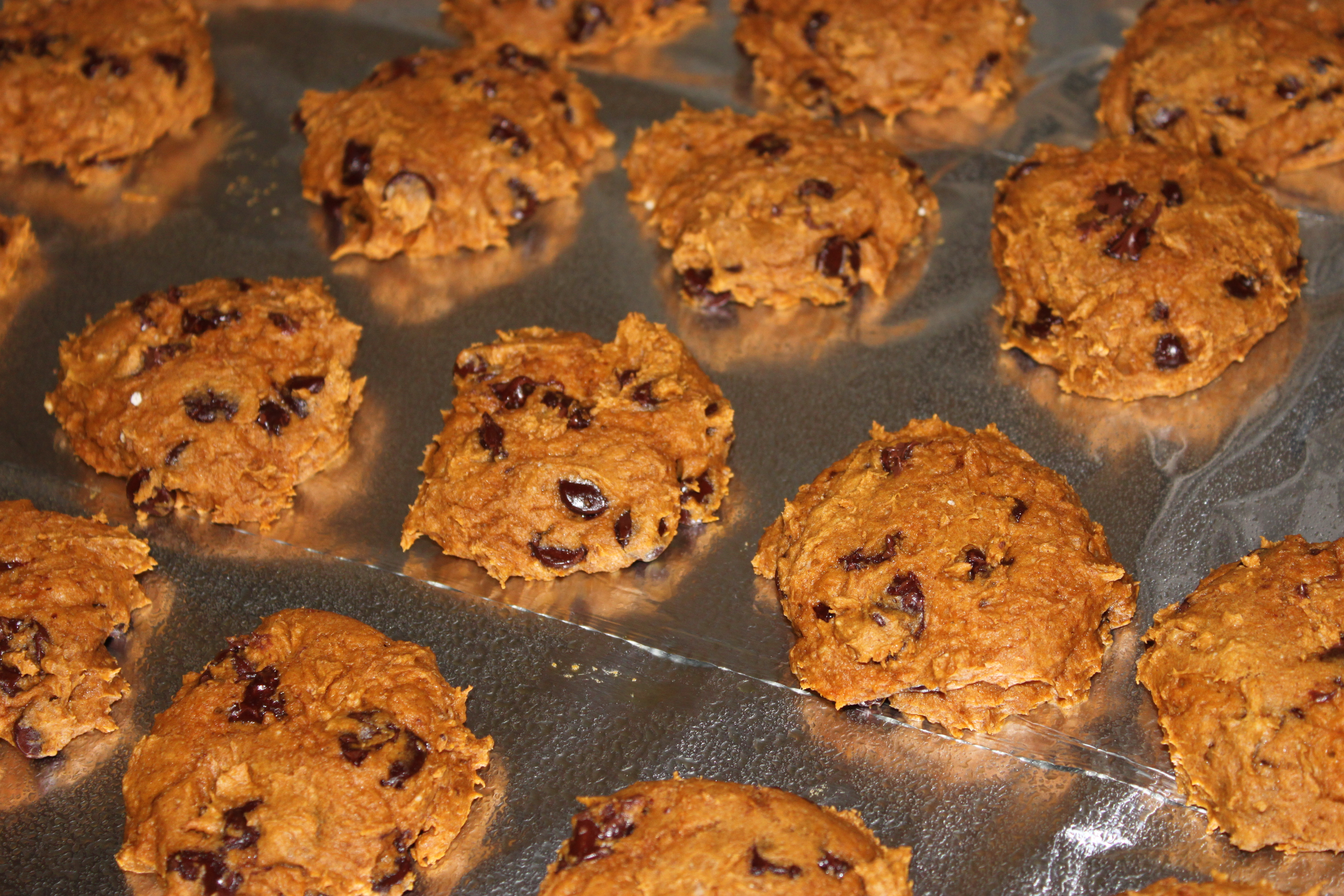 Not the prettiest cookies ever, eh? A little on the rustic side for my ...
