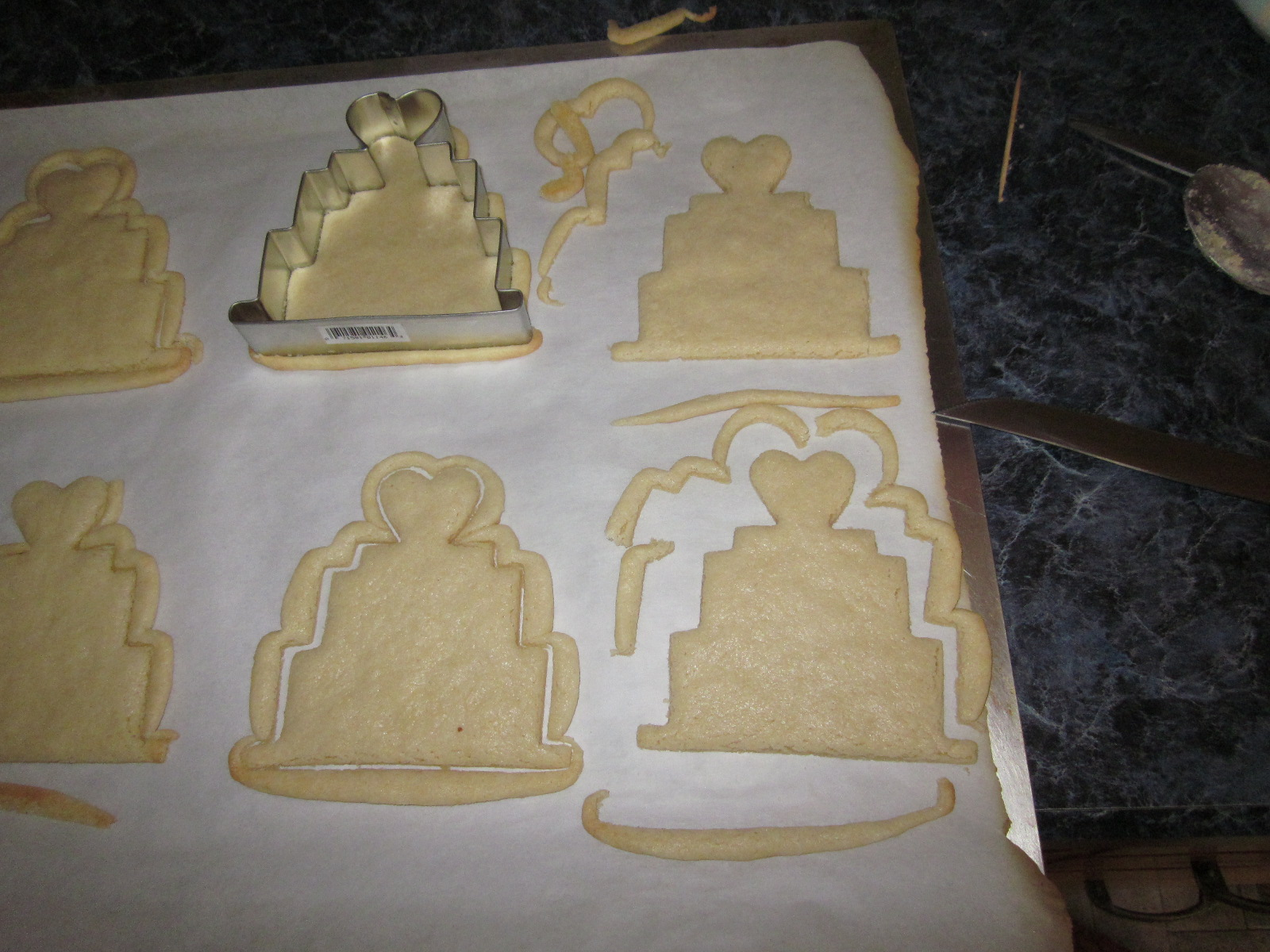 wedding cake christmas cookies wedding cake sugar cookies in the kitchen 22196