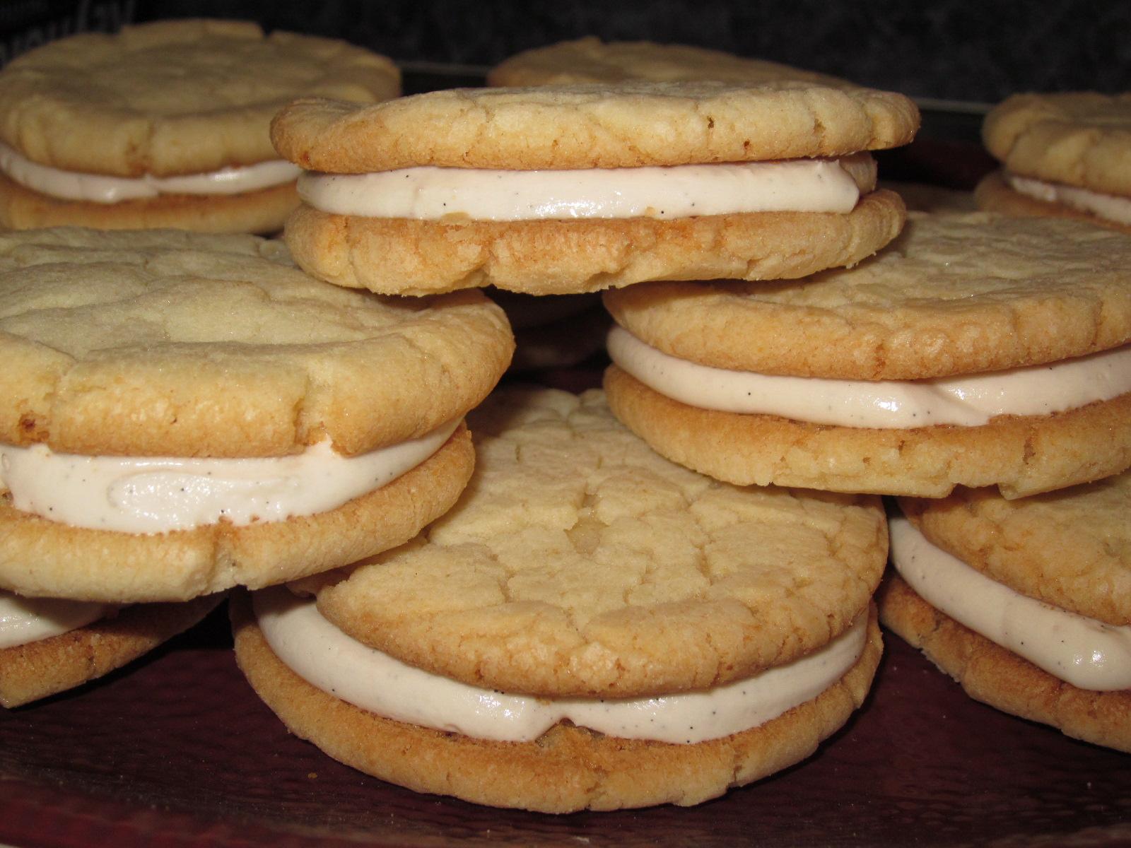 French Vanilla Cake Cookie Mix Recipe